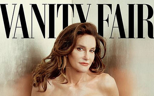 "Olympic gold medal-winning athlete formerly known as Bruce Jenner features on the front cover of Vanity Fair with the headline ""Call me Caitlyn"" Photo: Photo: Vanity Fair/Anne Leibovitz"