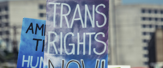 Trans Rights by shaunl via Getty Images
