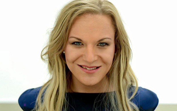BBC radio host Stephanie Hirst used to be called Simon.